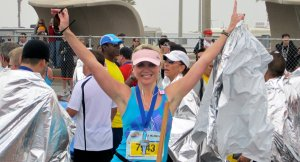 My 2nd Half Marathon Feb 2011